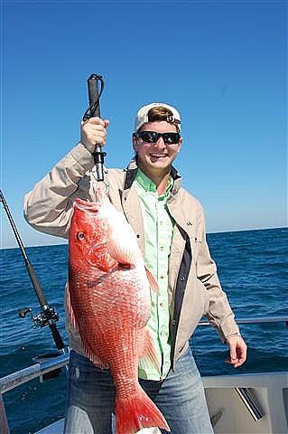 Distraction charters fishing reports orange beach for Ohio fishing charters