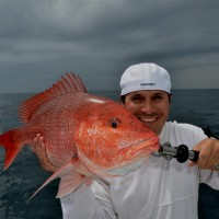 red-snapper-orange-beach