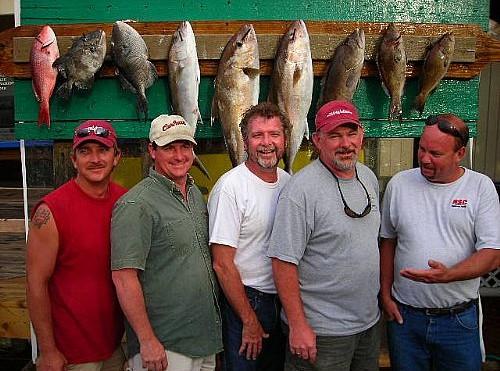 Corporate Deep Sea Fishing In Orange Beach