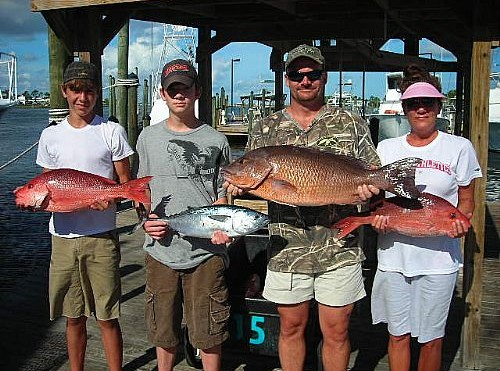 Mangrove Snapper Almost Breaks Alabama State Record