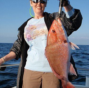 Orange Beach Spring Break Fishing