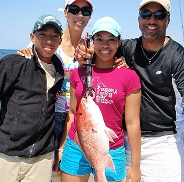 Alabama Spring Saltwater Fishing