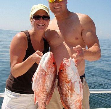 Lindley Fishing Charter in Orange Beach, Alabama