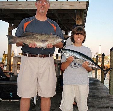 Dr. Turpin's Family Fishing Charter in Orange Beach, Alabama