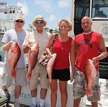 Bunn Family Fishing Charter