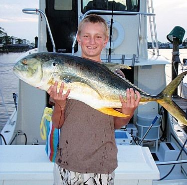 Dave Bartoni Family Fishing Charter