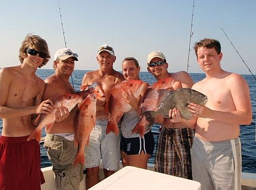 Jimmy Lovvorn Family Fishing Charter
