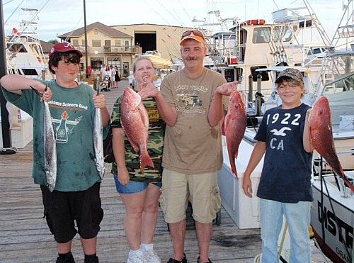 brian butts Fishing Trip