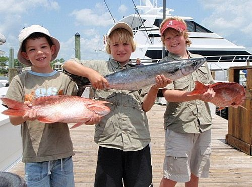 Dr. Steve Copeland Family Fishing Trip