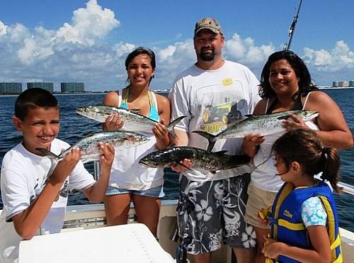 Orang Beach Fall Fishing Charters