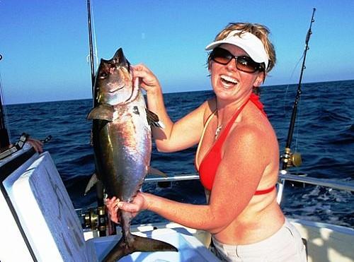 Orange Beach Tuna Fishing