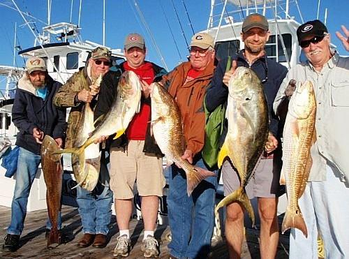 Orange Beach Redfish Charters