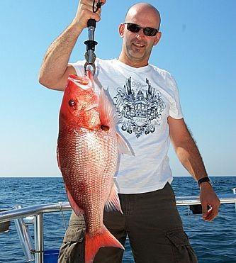 Bon Jovi Brad Paisley Weekend Fishing on Alabama Gulf Coast