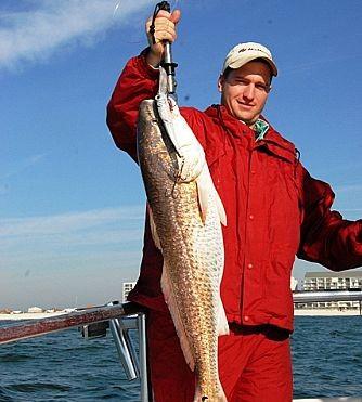 Orange Beach Charter Fishing in February 2011