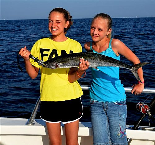 Distraction charters fishing reports orange beach for Alabama fishing report