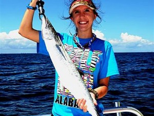 Spring-Fishing-Charters-in-Orange-Beach-Yield-Big-King-Mackerel-with-Distraction-Family-Fishing-Charters