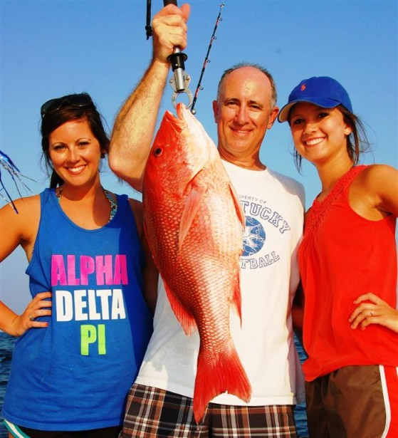 deep-sea-fishing-in-orange-beach-with-girls-and-dad