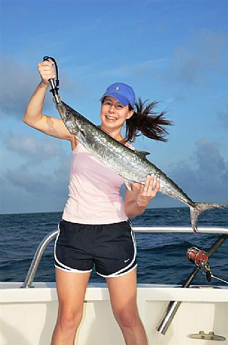 Distraction charters fishing reports orange beach for Orange beach fishing charters