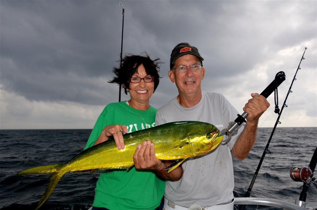 fishing for mahi mahi in orange beach