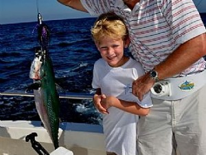 Fall Break Fishing for bullreds, king mackerel during shrimp festival
