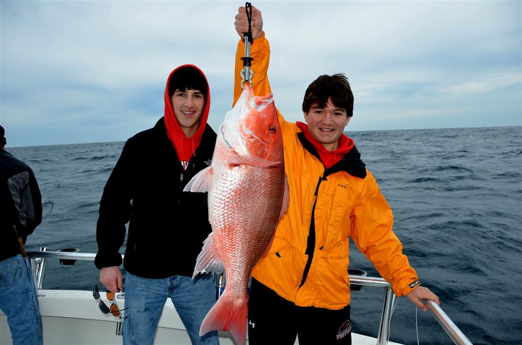 2014 alabama spring break fishing trips for Capt al fishing report