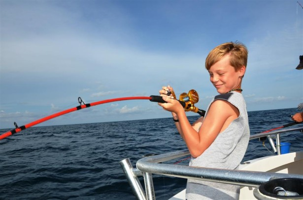 Safety on charter boats