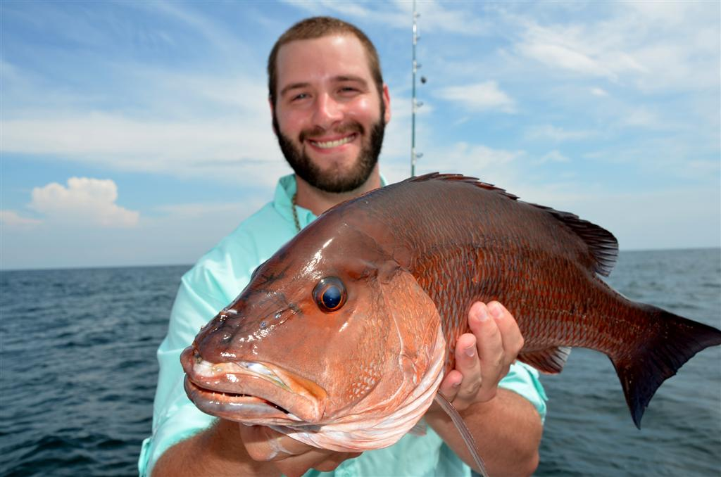 How We Catch Black Snapper