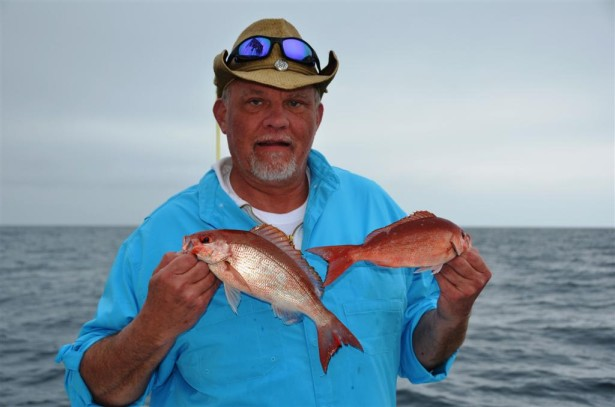 catch and release fishing charters