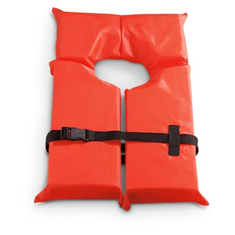We have a life vest for everyone on board.