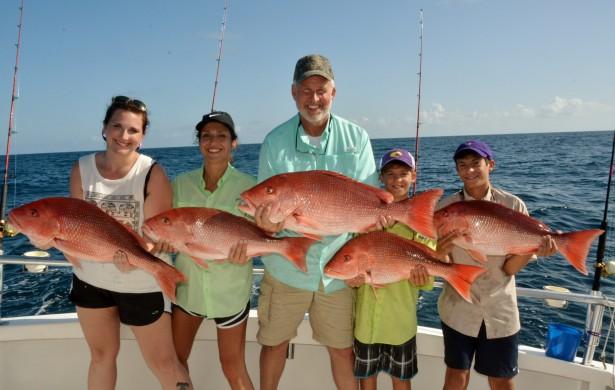fish you can catch in orange beach deep sea fishing
