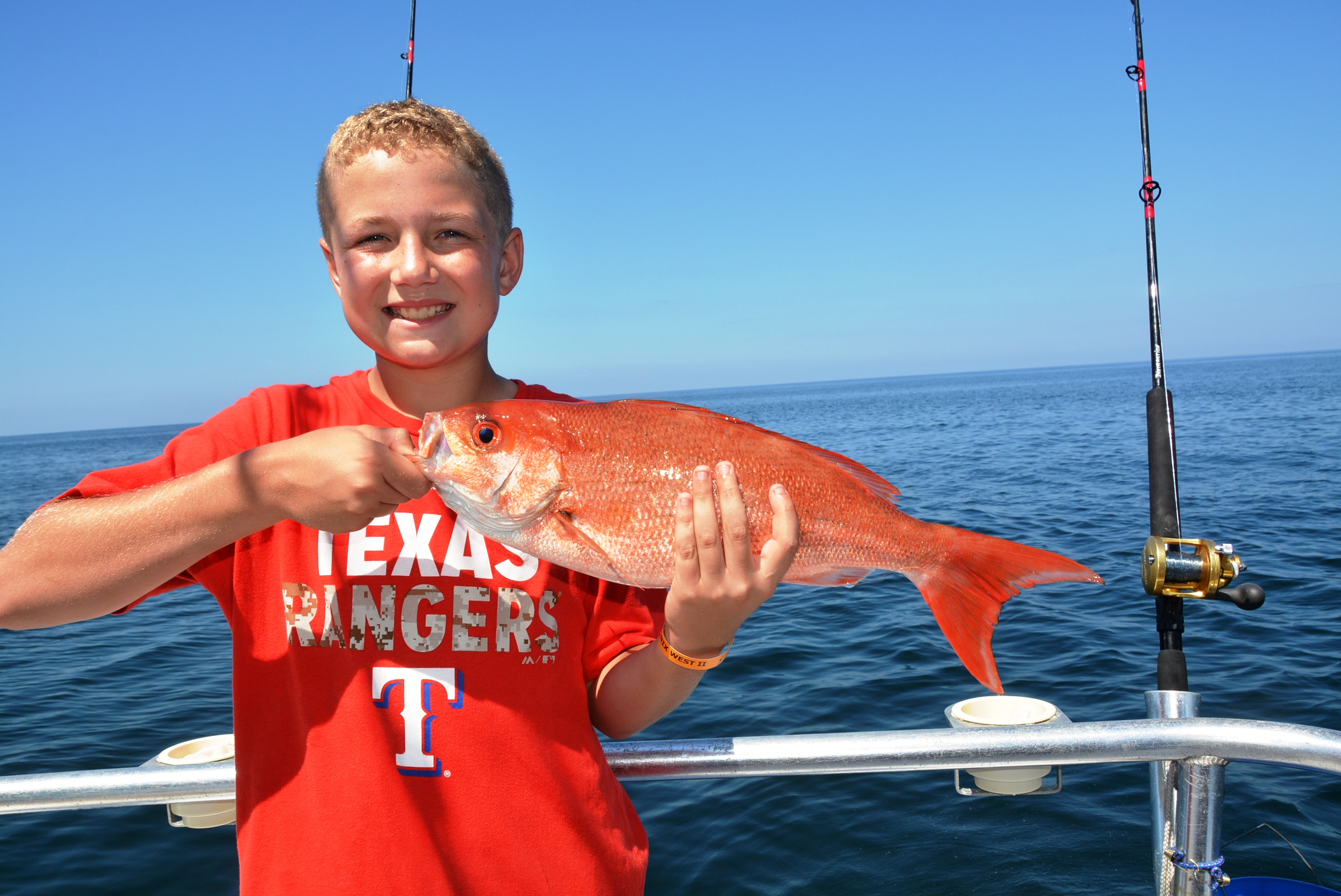 Best fishing charter in alabama distraction charters for Alabama fishing charters