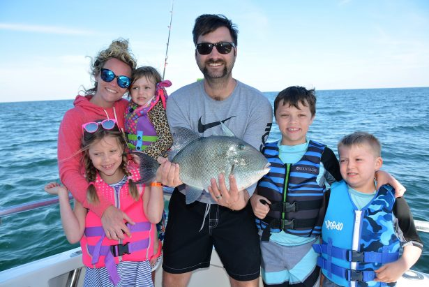 About fishing in orange beach with distraction charters for Deep sea fishing orange beach