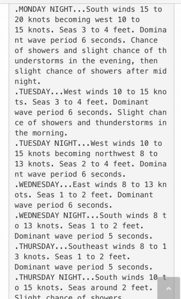 marine-weather-forecast